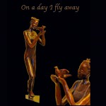 One day I fly away